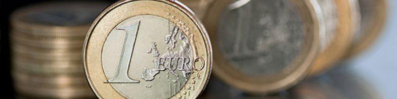 euromünze Banner