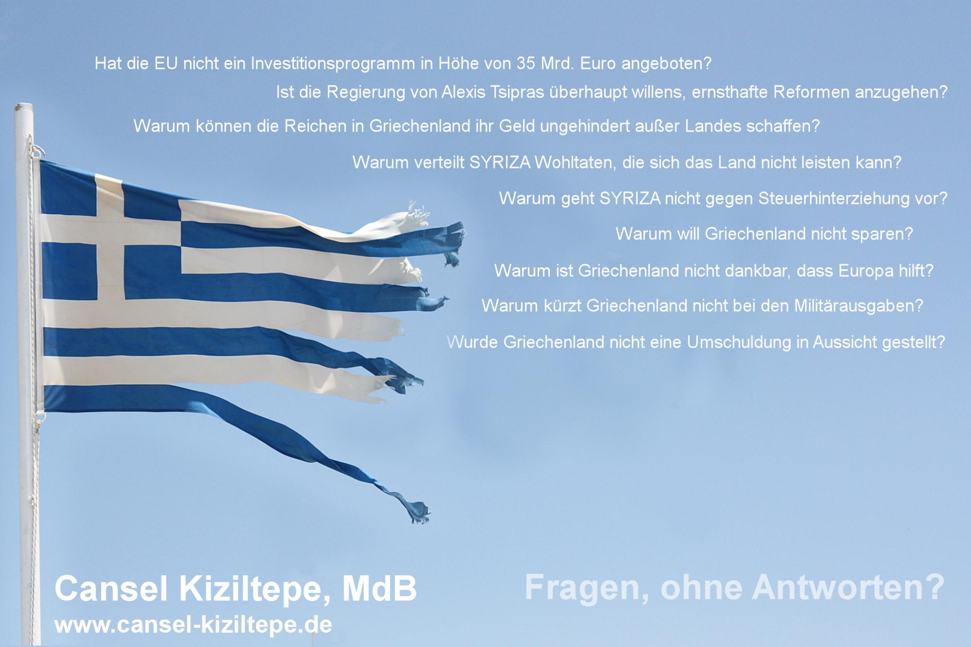 10 Fragen und 10 Antworten zum Scheitern der Verhandlungen zwischen Troika und Griechenland