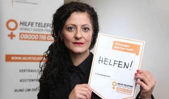 Gewalt gegen Frauen – Schweigen brechen