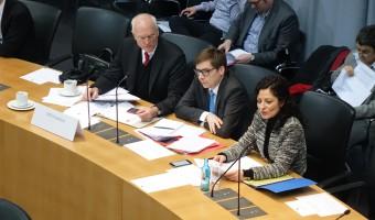 Expertenanhörung im Bundestag zum Kampf gegen Schwarzarbeit und illegale Beschäftigung