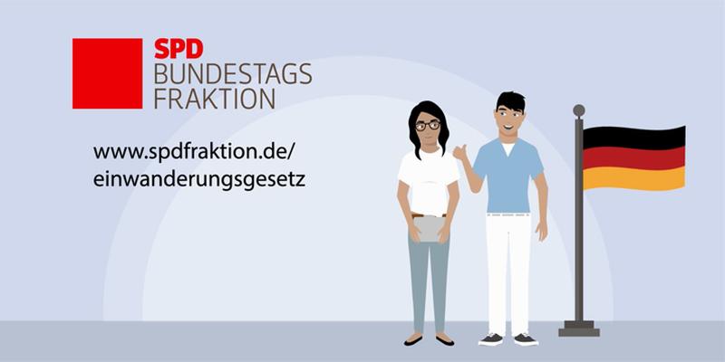 Ein Einwanderungsgesetz für Deutschland