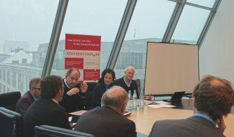 Veranstaltung von Steuermythen.de: Diskussion über das DGB-Steuerkonzept