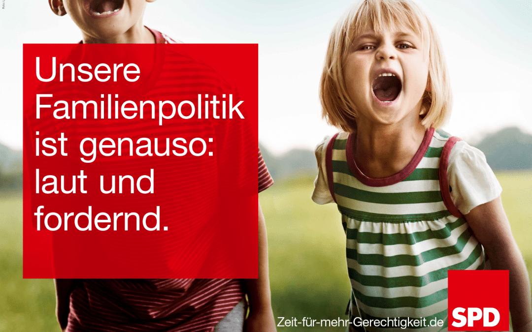 SPD-Plakatkampagne vorgestellt