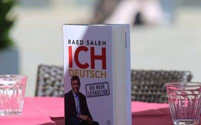 """Lesung """"Ich Deutsch – Die neue Leitkultur"""" mit Raed Saleh"""