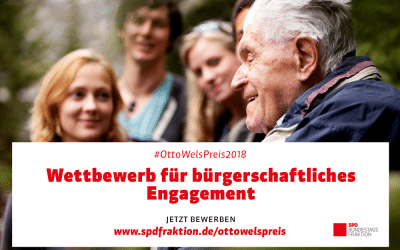Otto-Wels-Preis 2018