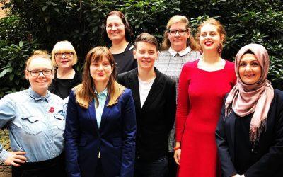 Die ASF Berlin hat einen neuen Vorstand gewählt
