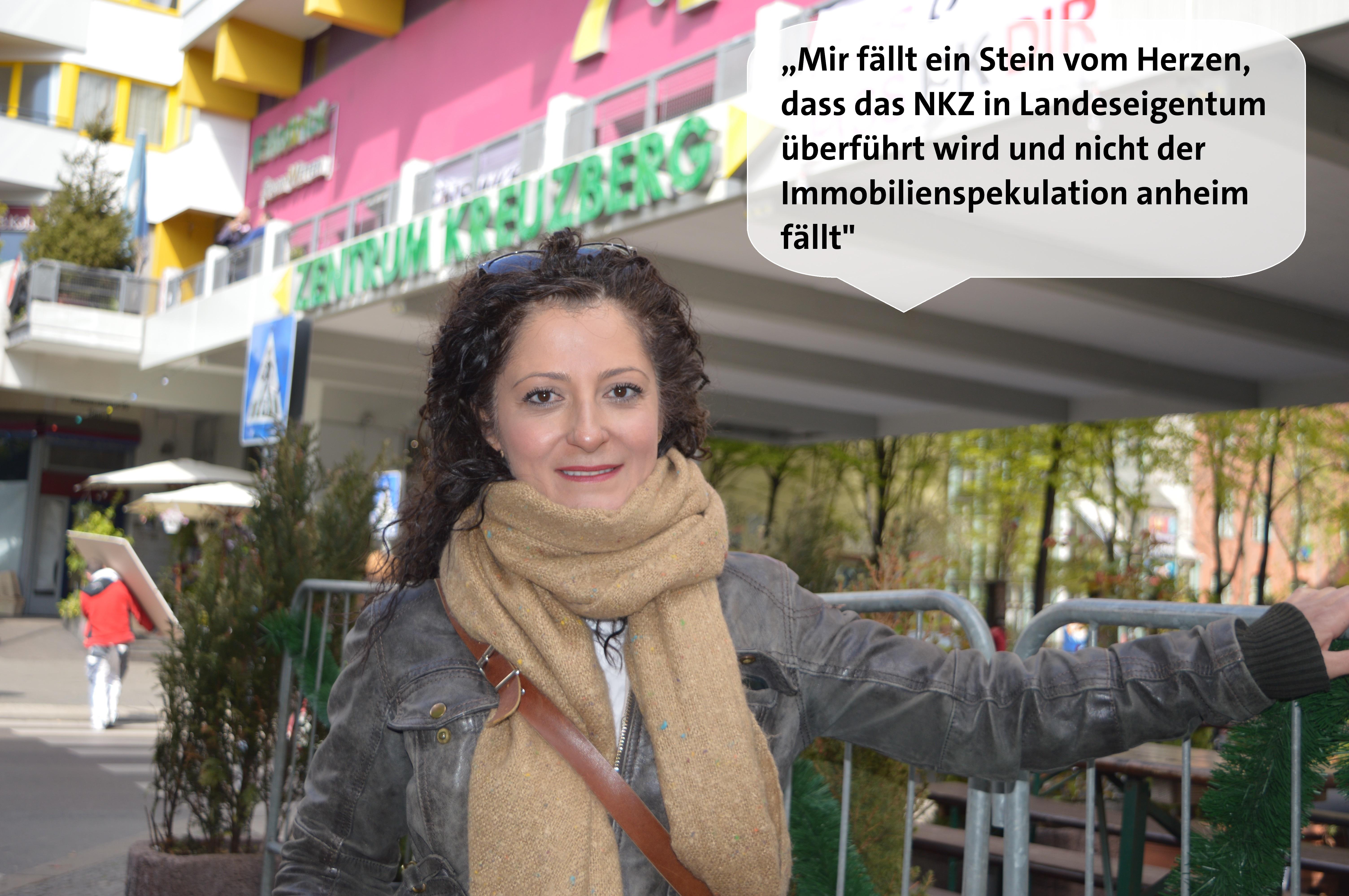 """Presseerklärung """"Spekulation mit NKZ beendet – Verkauf an GEWOBAG gesichert"""""""