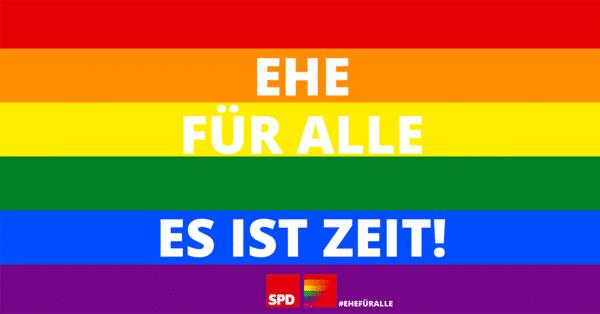 """""""Ehe für alle"""" – Zeit für die Abstimmung!"""