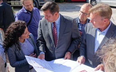 Dragoner-Areal: Ab Mai endlich in Berliner Besitz! – Bundesregierung kündigt im Haushaltsausschuss Übertragung an