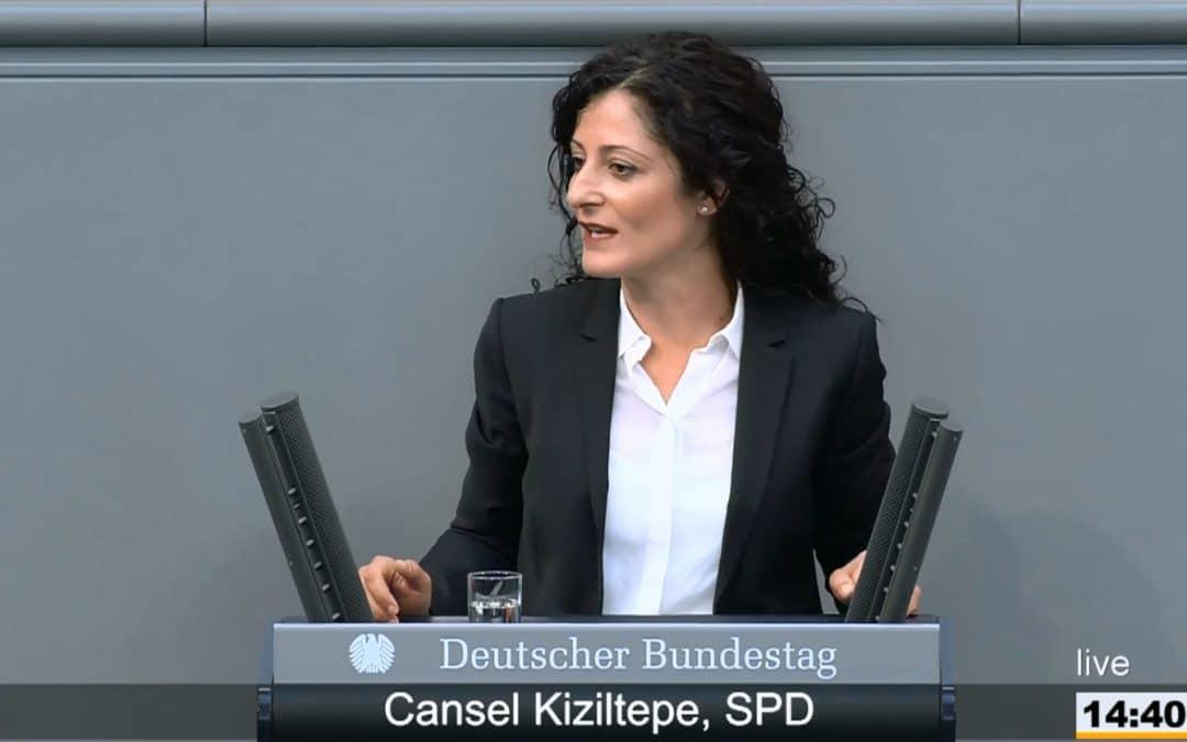 Bundestagsrede zum Gesetzesentwurf zur steuerlichen Förderung des Mietwohnungsneubaus