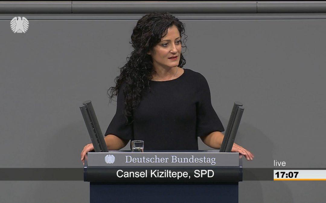 Bundestagsrede zur europäischen Finanztransaktionssteuer