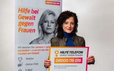 """Bundesinvestitionsprogramm """"Gemeinsam gegen Gewalt an Frauen"""" – Jetzt Förderung beantragen!"""