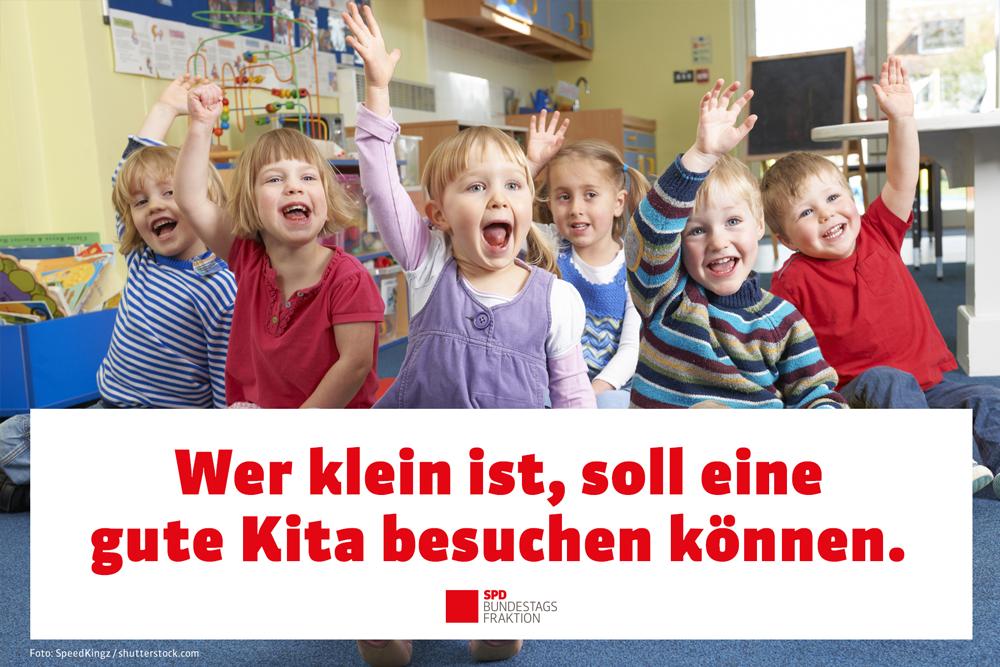 Gute Kinderbetreuung in Deutschland