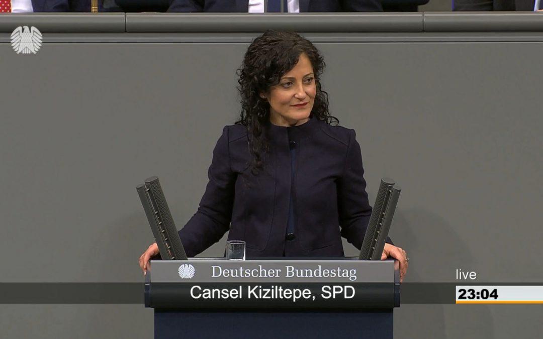 Bundestagsrede zur modernen Unternehmensbesteuerung
