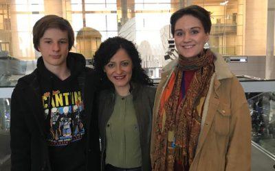 Jugend im Parlament – Jetzt bewerben!