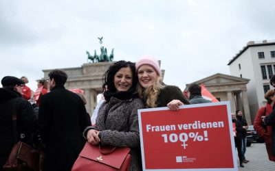 Equal Pay Day 2019 – Frauen verdienen 100%!