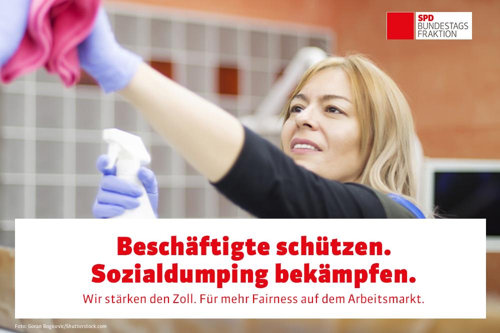 Schwarzarbeit effektiv bekämpfen – Für mehr Gerechtigkeit auf dem Arbeitsmarkt