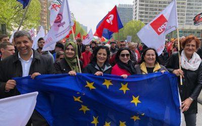 Hinaus zum 1. Mai 2019 – Europa. Jetzt aber richtig!
