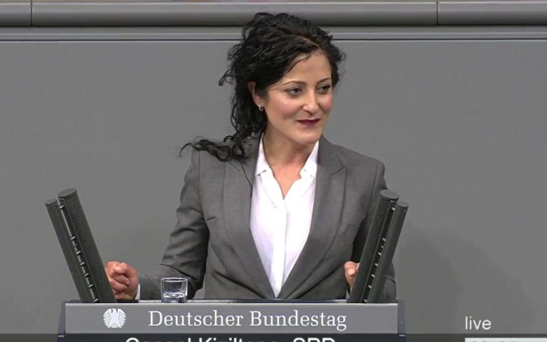 Bundestagsrede zur Rentenbesteuerung