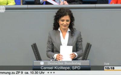 Bundestagsrede zur Einführung einer Pflicht zur Mitteilung grenzüberschreitender Steuergestaltungen