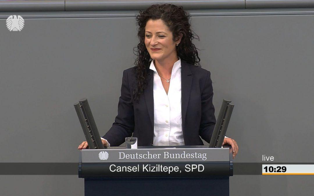 Bundestagsrede zu Finanzen und Bundesrechnungshof