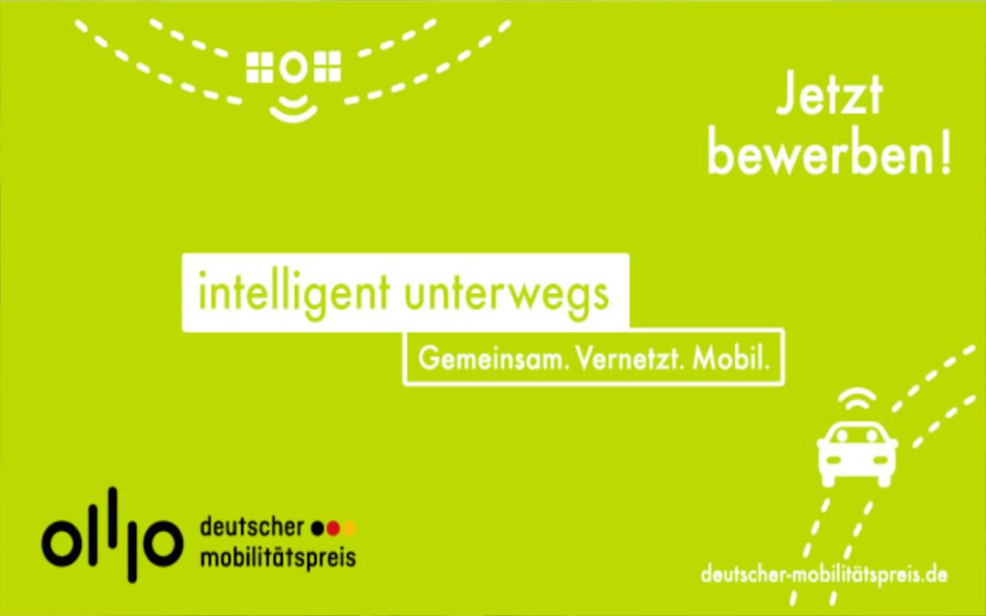 Der Deutsche Mobilitätspreis 2020 – Wie machen wir Mobilität noch intelligenter?