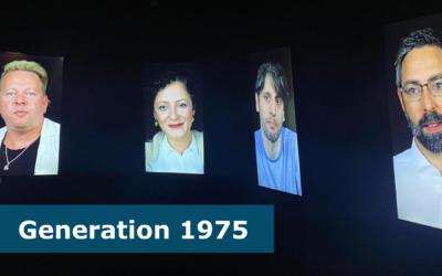 """Sonderausstellung """"Generation 1975"""""""
