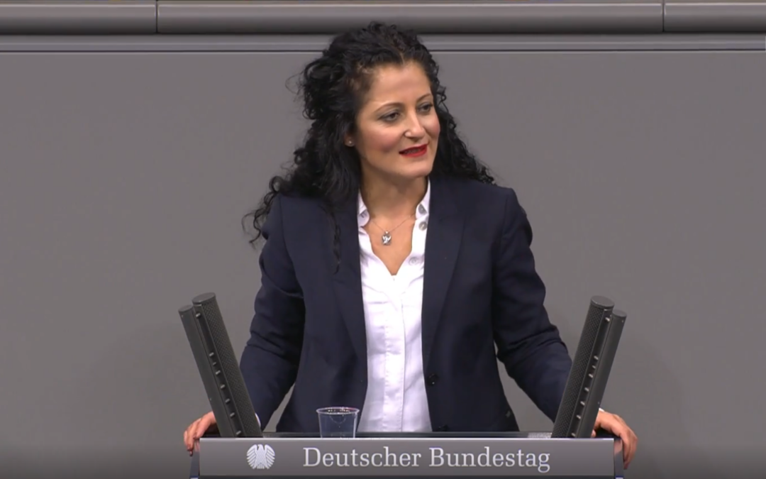 Bundestagsrede zur Reform der Wirtschaftsprüfung