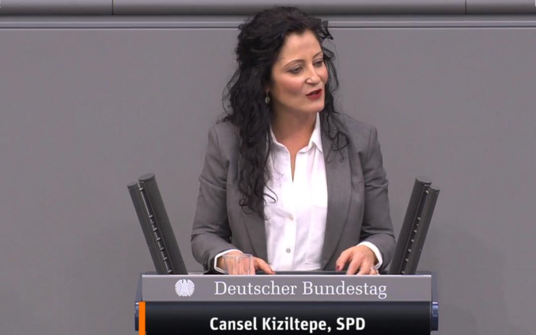 Bundestagsrede zum Etat 2021 für das Bundesministerium der Finanzen
