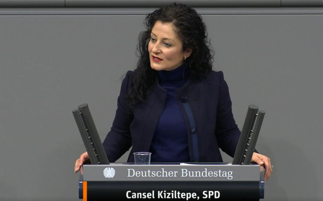 Bundestagsrede zur Doppelbesteuerung von Renten