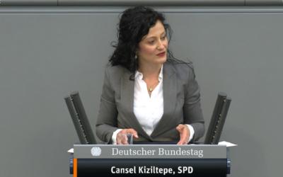 Bundestagsrede zur Vermögensungleichheit in Deutschland