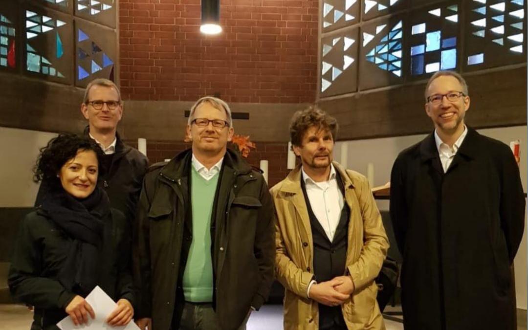 Kreuzberger Ev. Jesus-Christuskirche erhält 122.000 Euro aus Denkmalschutzprogramm!