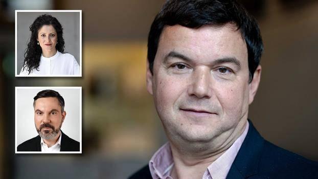 Diskussionsveranstaltung mit Thomas Piketty und Fabio de Masi zur Ungleichheit von Vermögen